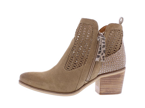 Laidy boot 0330-96-123_2V0016 taupe