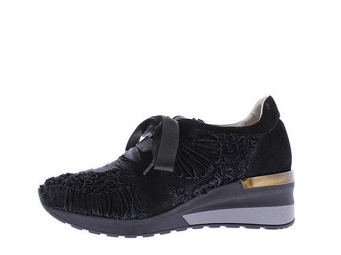 Angel sneaker - 9343-74-85_2V147 zwart