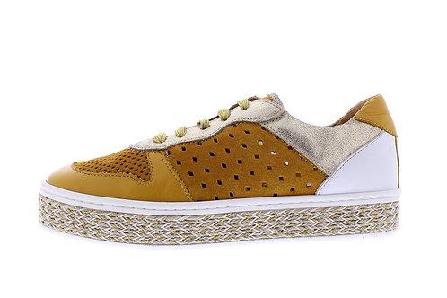 Ingel sneaker - 0340-107-137_2V0028 okergeel