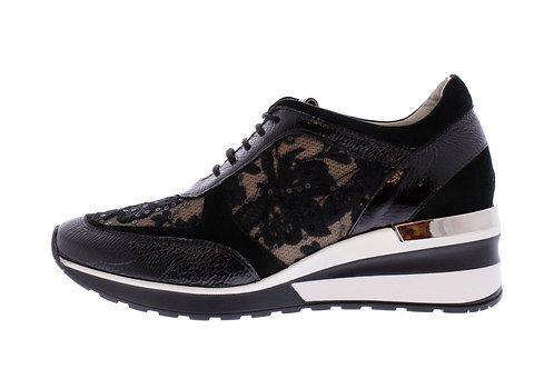 Angel sneaker - 9344-74-85 zwart