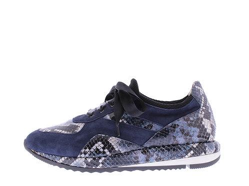 Mexico sneaker - 9458-74-117_2V117 blauw