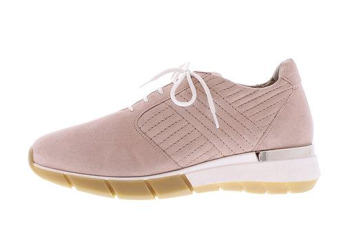 Double V Titanio sneaker