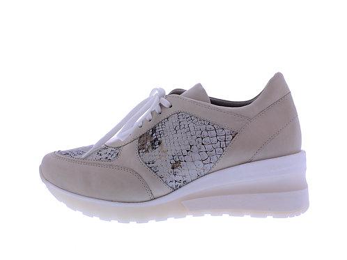 Angel sneaker - 0350-74-85_2V186 beige