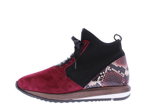 Mexico sneaker - 9459-74-117_2V132 bordeaux