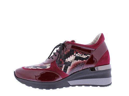 Angel sneaker - 9344-74-85_2V140 bordeaux