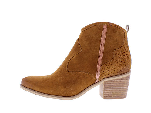 Laidy boot - 0329-96-123_2V0017 cognac