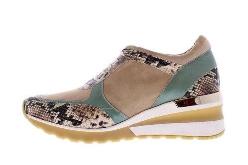 Angel sneaker - 9344-74-85_2V099 beige combi