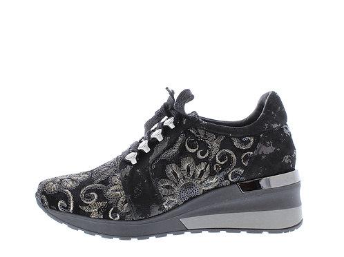 Angel sneaker - 8496-74-85 zwart