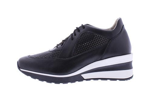 Angel sneaker - 0350-74-85_2V197 zwart