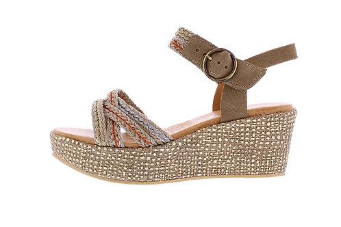 Bella sandaal - 0368-105-142_2V0022 beige
