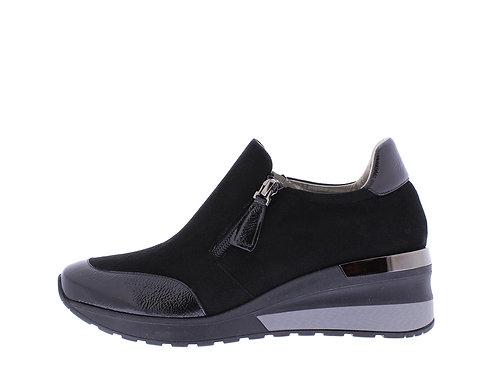 Angel sneaker - 9311-74-85_2V142 zwart
