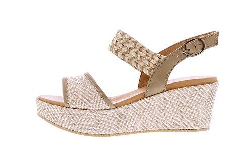 Bella sandaal - 0367-105-142_2V0021 beige
