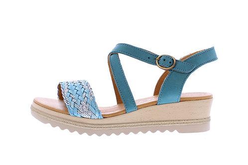 Leonora sandaal - 0364-103-141_2V0012 blauw