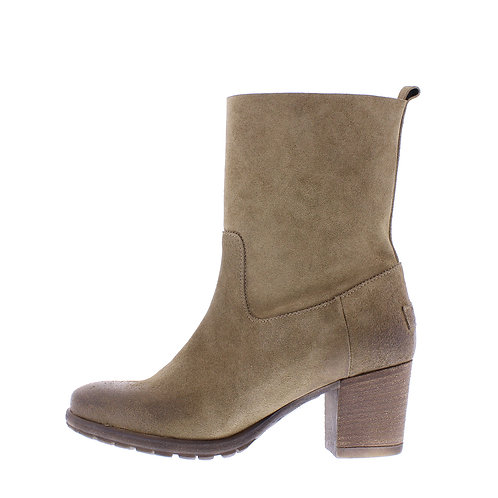 Ghost laarsje - 9480-75-86_2V0011 taupe suede