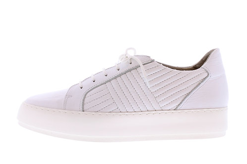Vulcano sneaker - 9341-74-110 wit