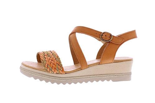 Leonora sandaal - 0364-103-141_2V0013 oranje