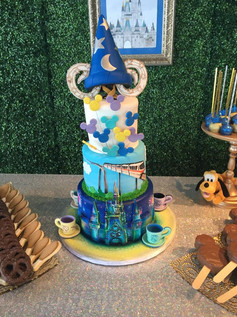 Magic Kingdom Baby Shower