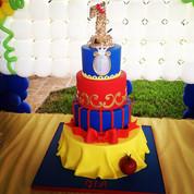 Snow White 1st Birthday