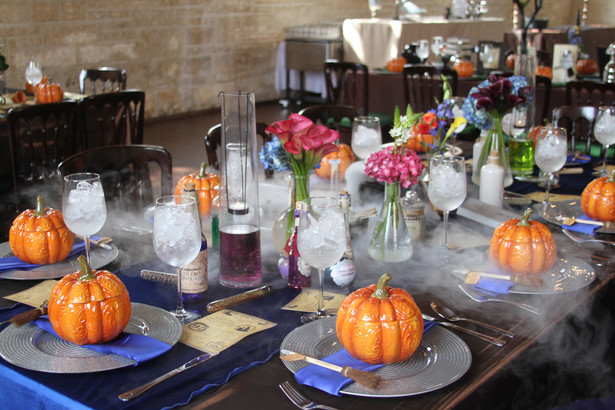 Harry Potter themed Bridal Shower