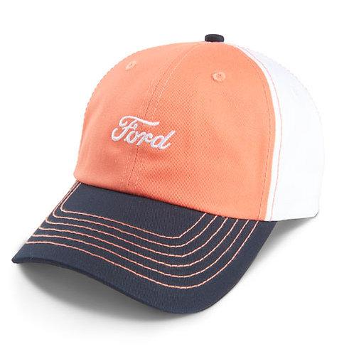 Ford Ladies' Peach-Stitch Cap