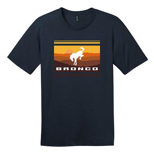Ford Bronco Sunset Tee
