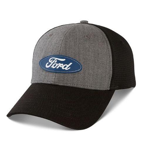 Ford Herringbone Mesh Cap