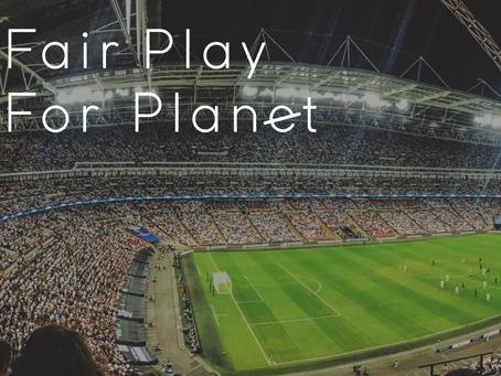 Fair Play For Planet, un label vert pour le secteur du sport