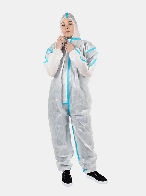 Disposable Isolation Suits