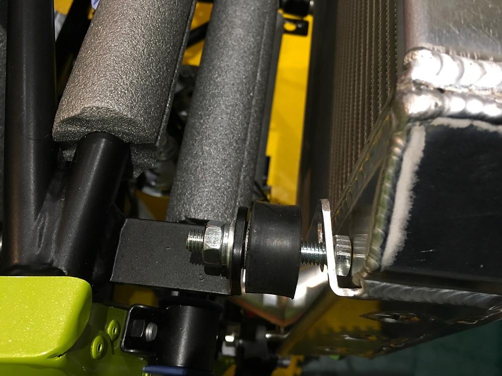 Caterham 7 radiator bobbin
