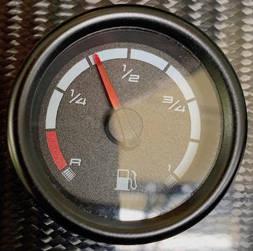 Caterham 7 blog fuel gauge problem fault self assembly
