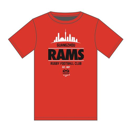 GZ Rams Supporters Tshirt