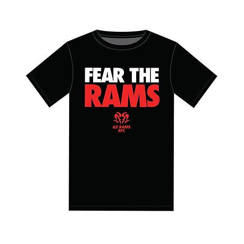 GZ Rams Play Hard Tshirt