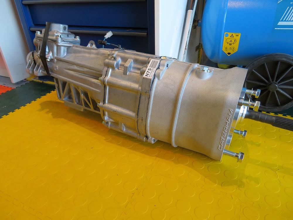 Caterham 7 5 Speed Gearbox