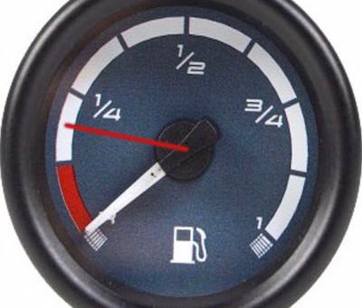Fuel gauge inaccuracy