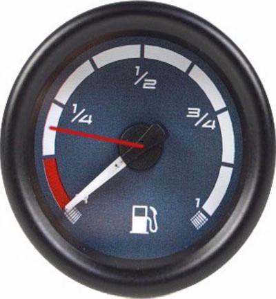 Caterham 7 Blog fuel gauge issue