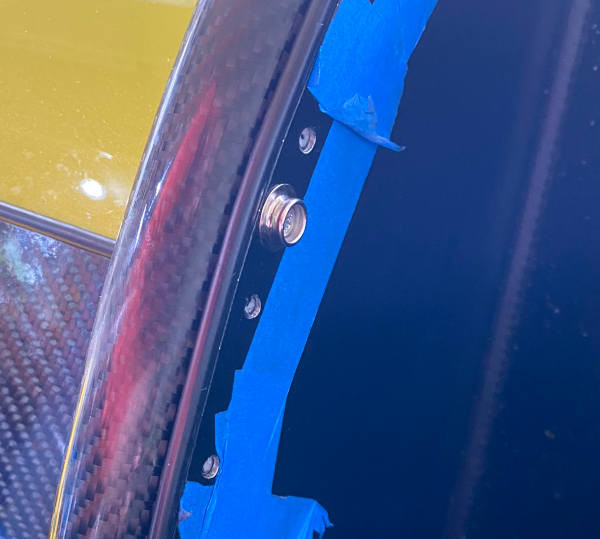 Caterham bow protectors for sale