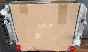 Caterham 7 blog radiator failure