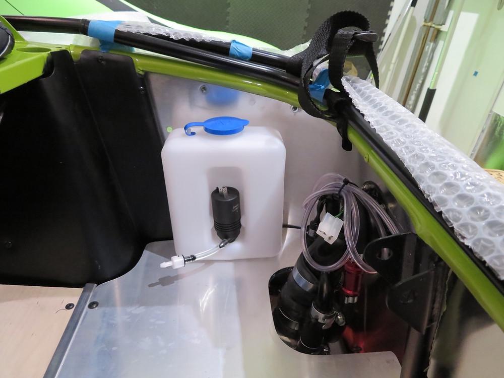 Caterham 7 420R Washer Bottle