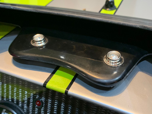 Caterham 7 blog Aeroscreen