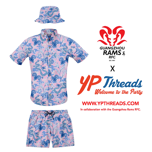 GZ Rams x YP Threads Kit