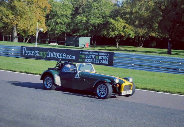 Caterham 7 K Series