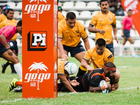 The Gogo Capital Rugby Union Competition