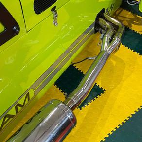 Caterham 7 420R Decat Install