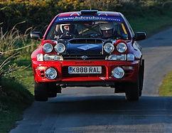 Rally Impreza Mark Rodman Malcolm Mawdsley Activ8Motorsport