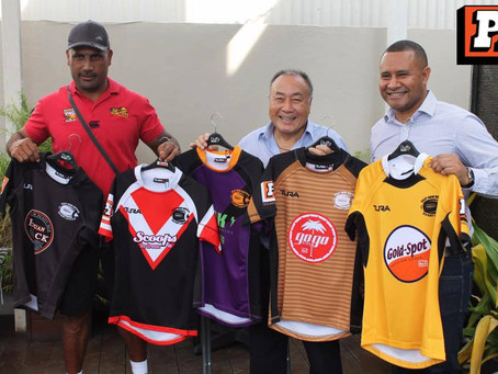 Pacific Industries sponsors the ENB Rugby League Comp!