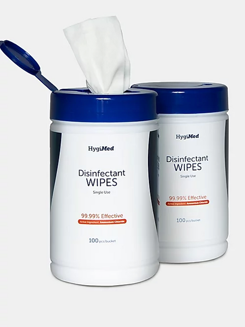 Disinfectant Wipes (100 Pack)