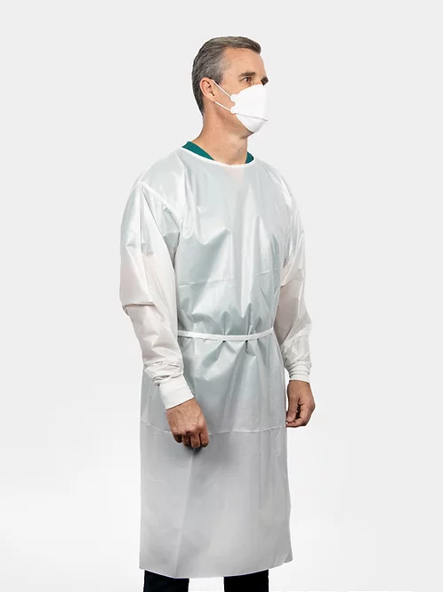 Disposable Isolation Gown – Level 2