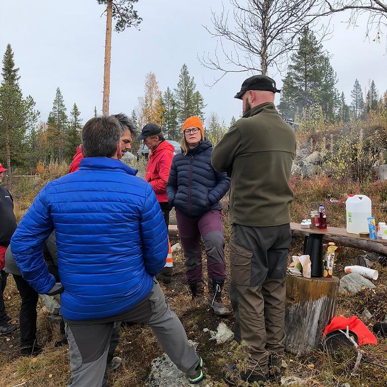 Dugnad Kvisle Skog 2019