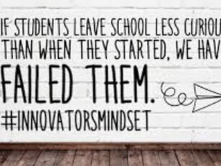 Get Your Innovator's Mindset On!