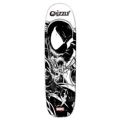 """Grizzly x Marvel Venom 8.375"""""""